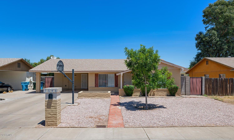 Property Image Of 7508 W Glenrosa Avenue In Phoenix, Az