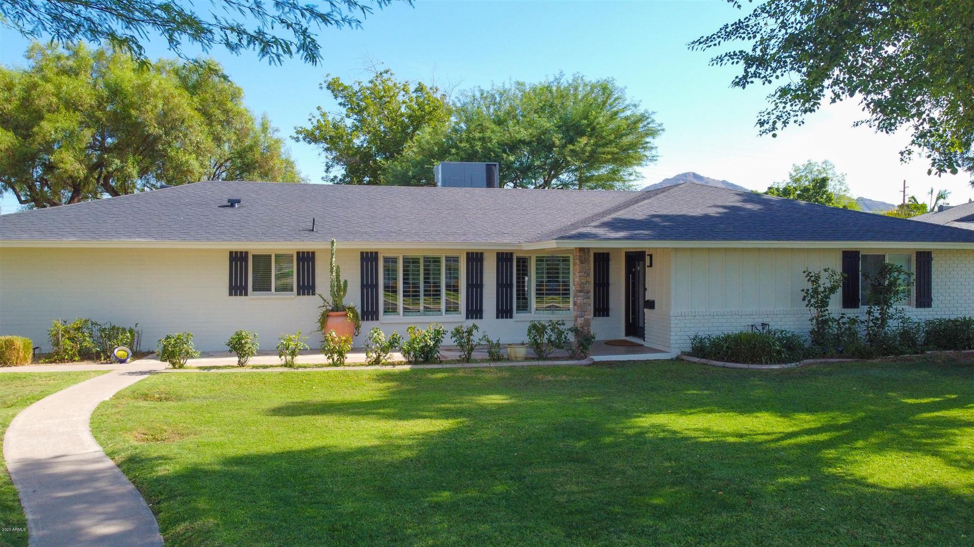 Property Image Of 4602 E Flower Street In Phoenix, Az