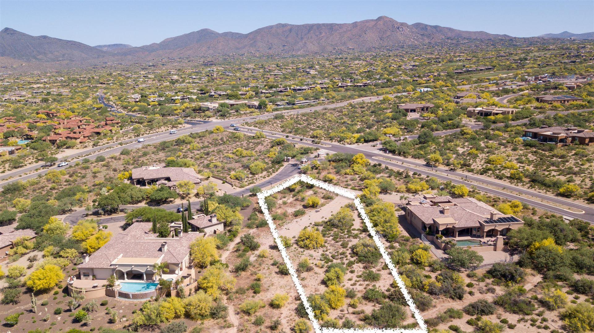 Property Image Of 10619 E Rising Sun Drive In Scottsdale, Az