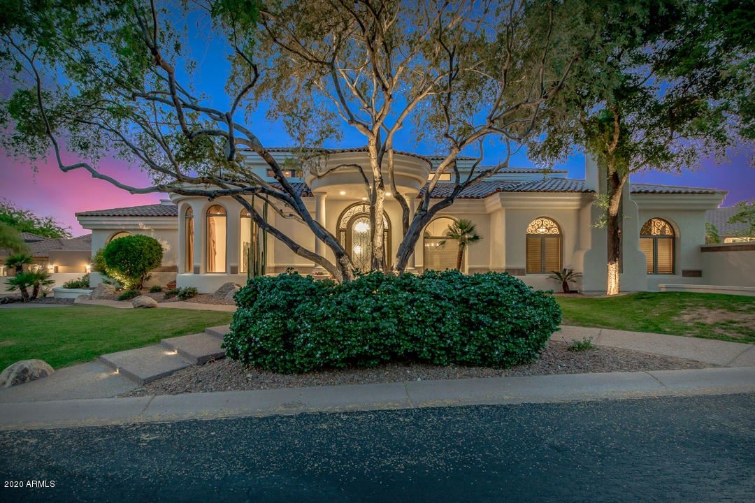 Property Image Of 1330 E Desert Willow Drive In Phoenix, Az