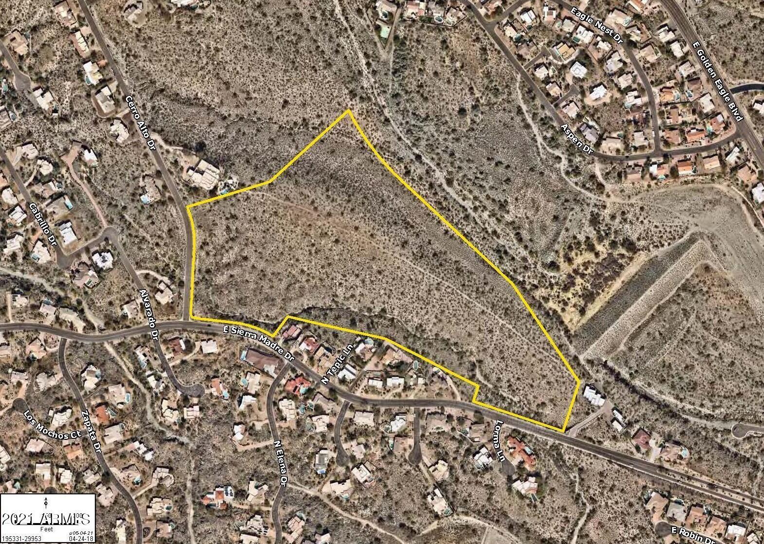 15431 Cerro Alto Drive                                                                               Fountain Hills                                                                      , AZ - $3,000,000