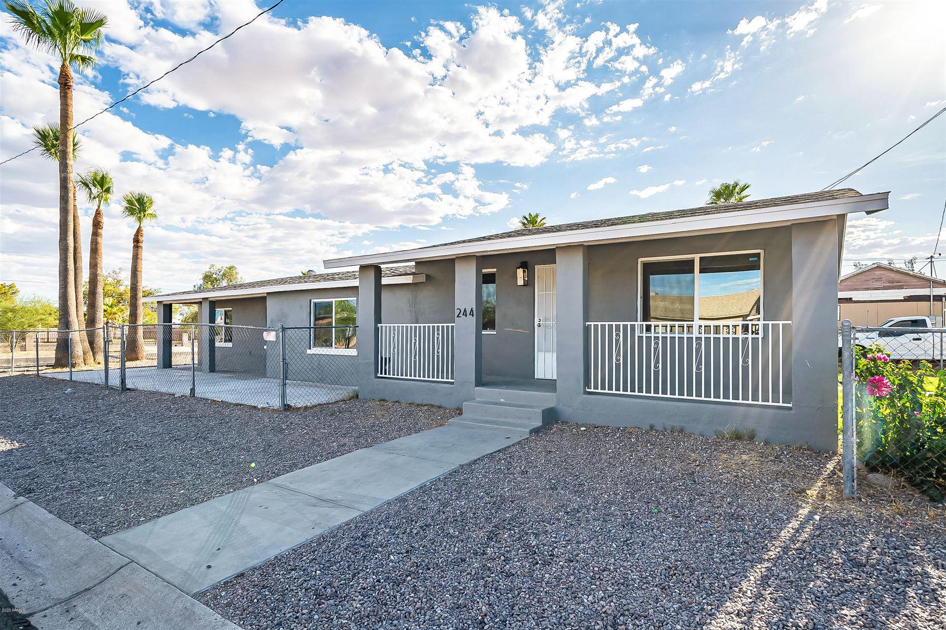 Property Image Of 244 E Beech Avenue In Casa Grande, Az