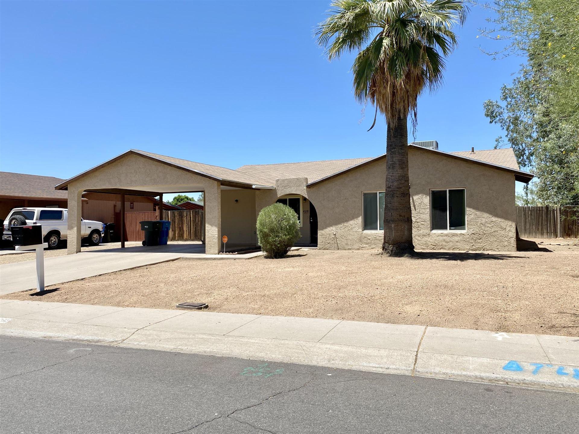 Property Image Of 4128 E Nancy Lane In Phoenix, Az