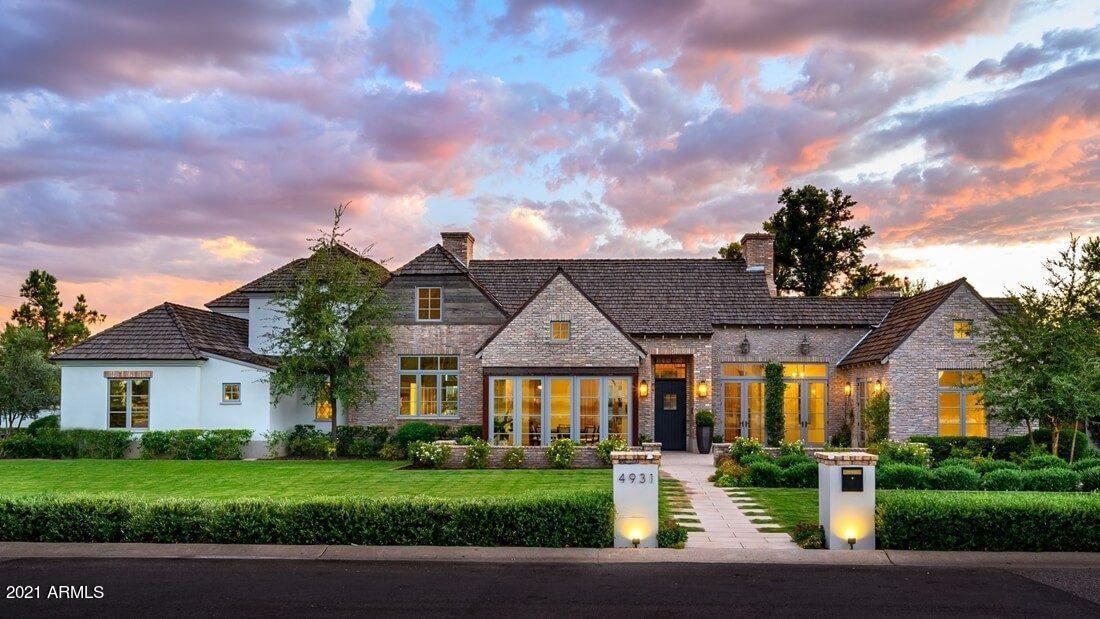 Scottsdale                                                                      , AZ - $7,750,000