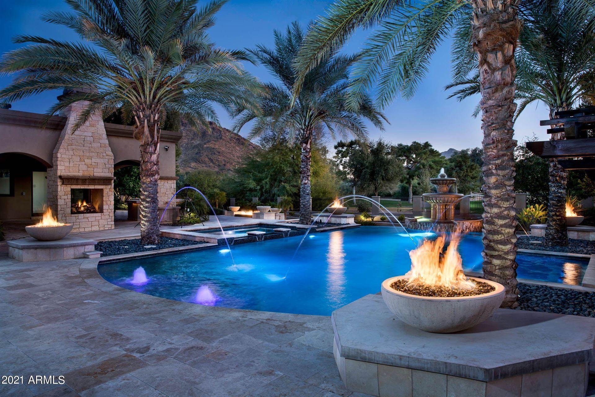 Paradise Valley                                                                      , AZ - $6,990,000