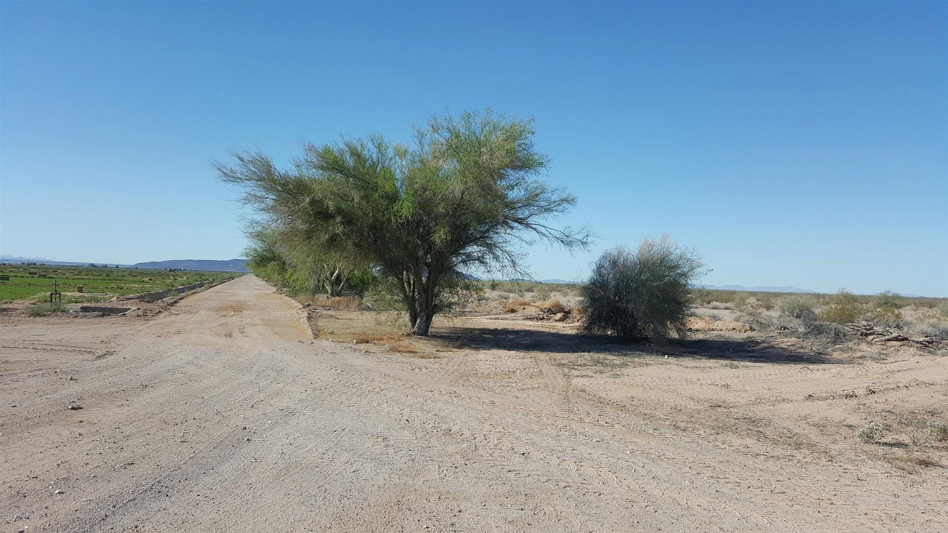 Property Image Of 0 S Cemetery Road In Gila Bend, Az
