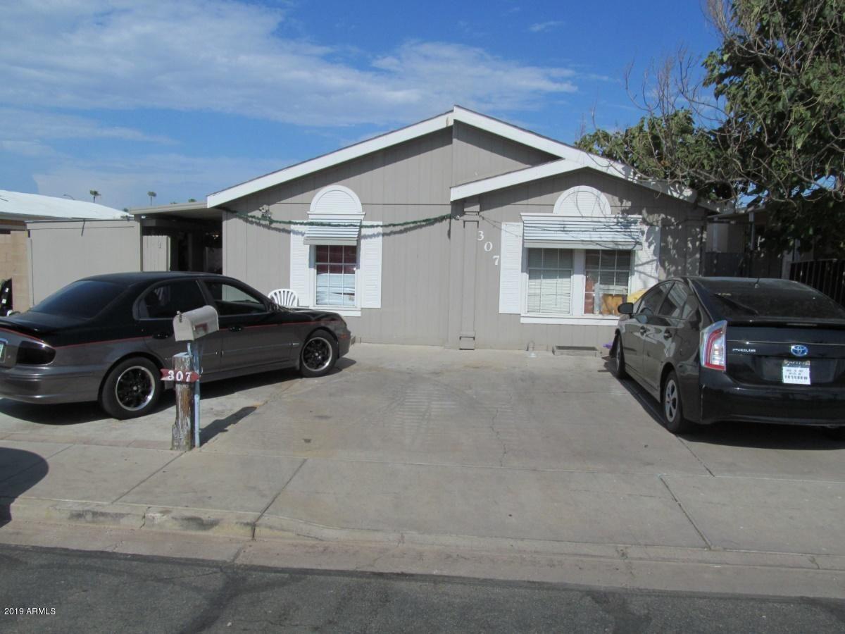 Property Image Of 307 S York Circle In Mesa, Az