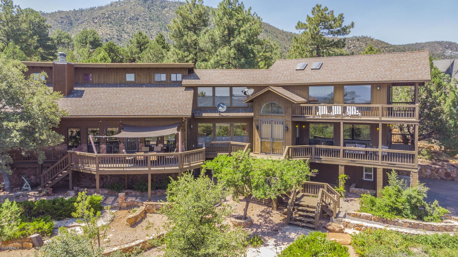 Property Image Of 6062 W Skyview Circle In Pine, Az