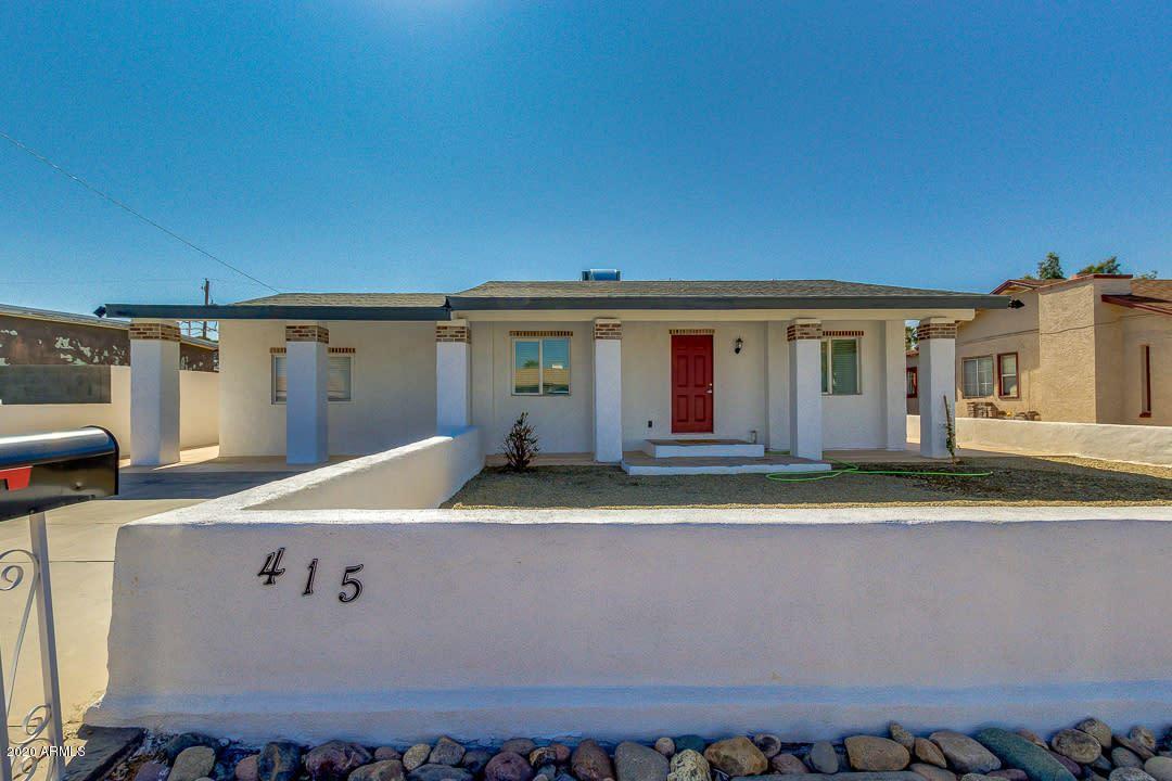 Property Image Of 415 W Grove Street In Phoenix, Az