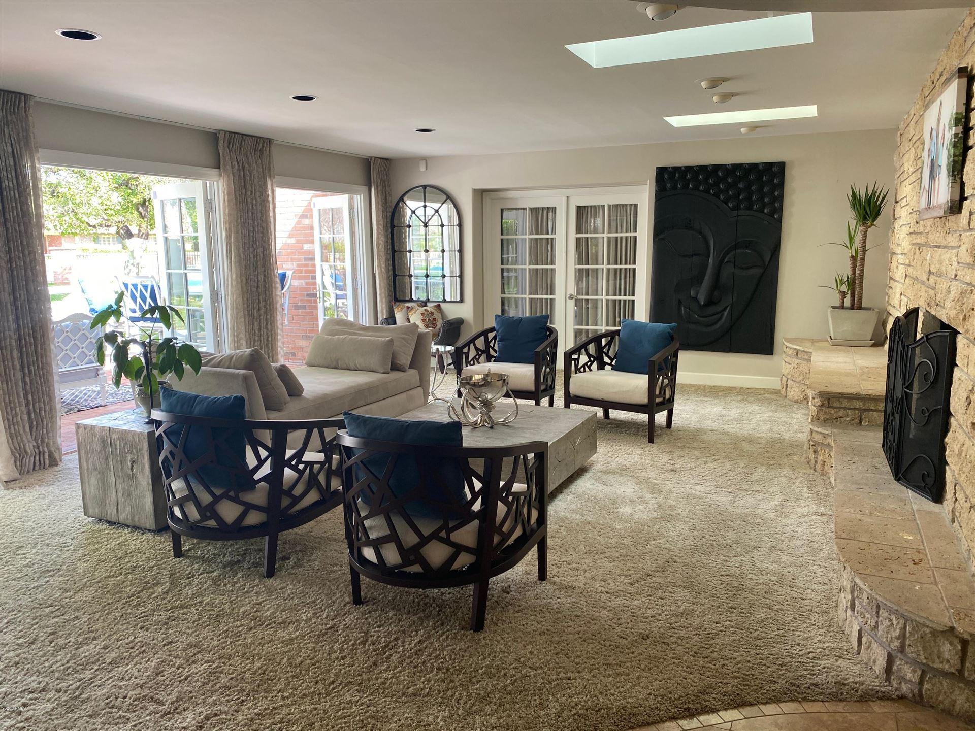 Property Image Of 6241 E Exeter Boulevard In Scottsdale, Az