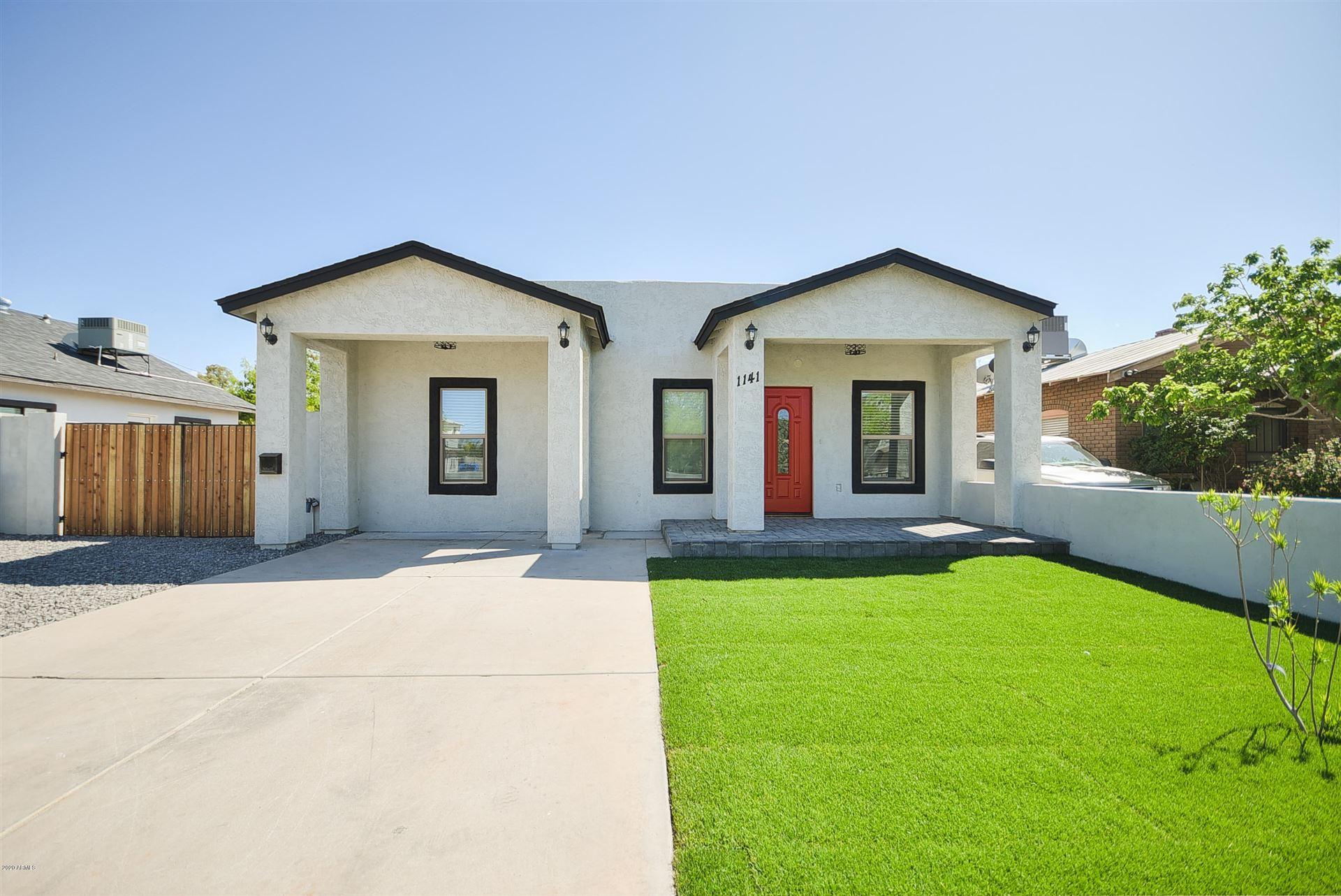 Property Image Of 1141 E Portland Street In Phoenix, Az