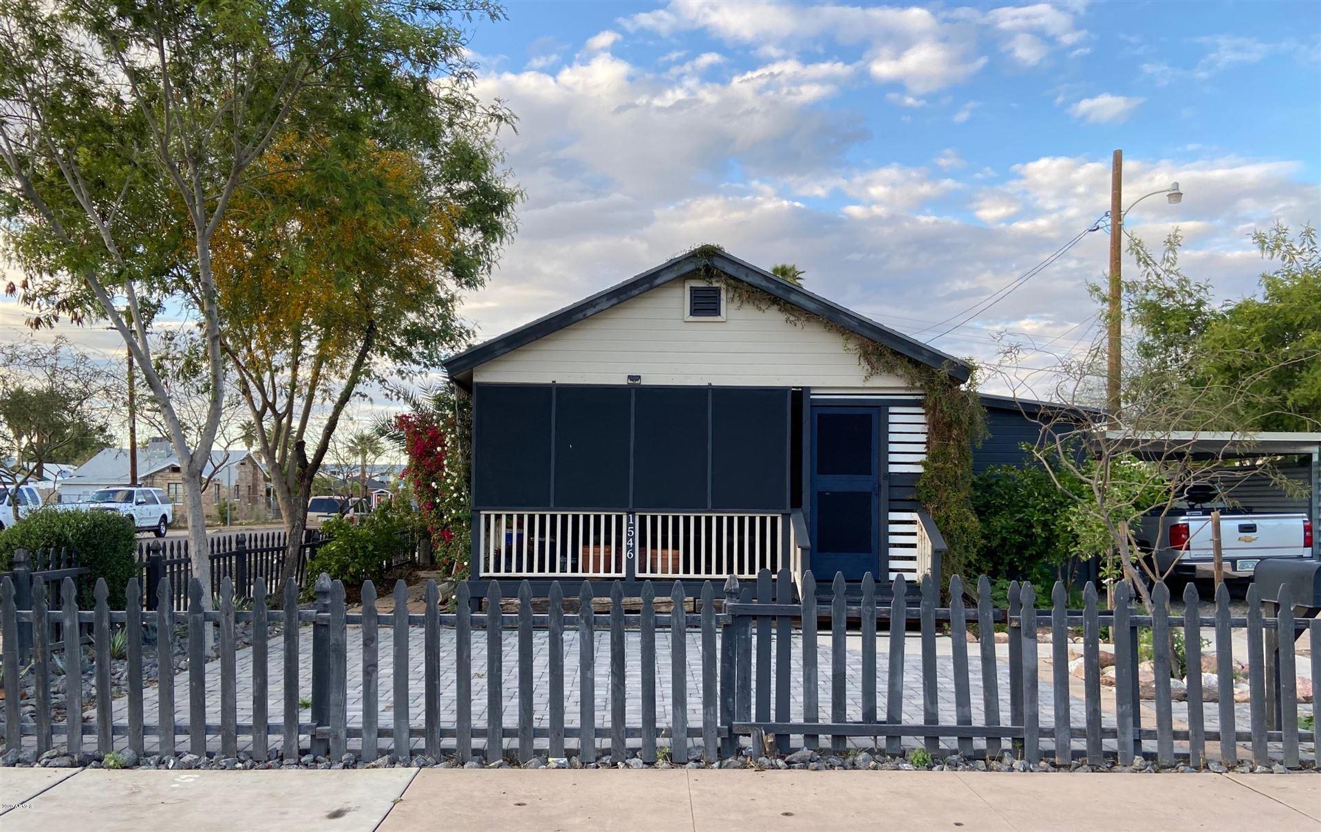 Property Image Of 1546 W Polk Street In Phoenix, Az