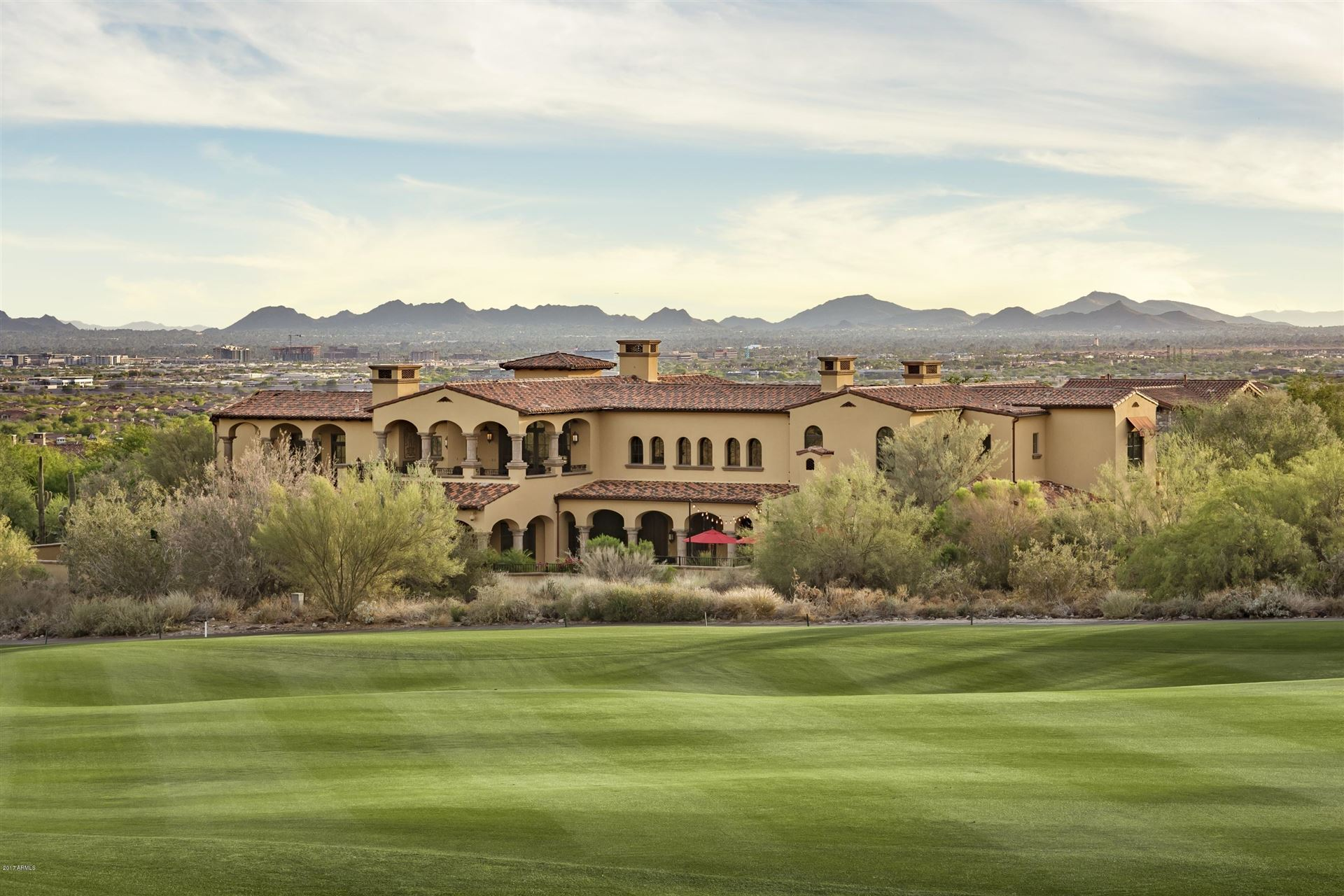 Scottsdale                                                                      , AZ - $8,500,000