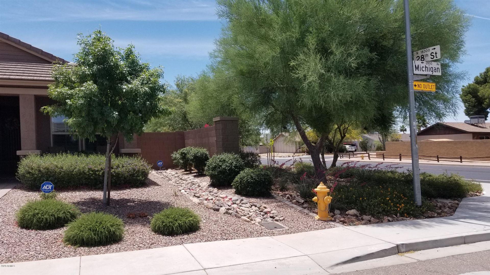 Property Image Of 2805 E Michigan Avenue In Phoenix, Az