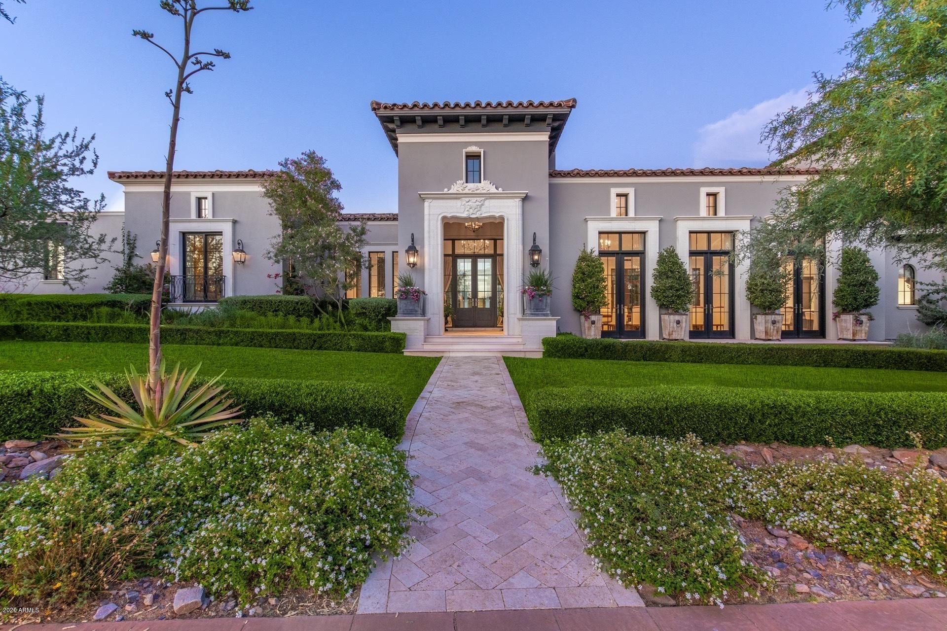 Scottsdale                                                                      , AZ - $7,500,000