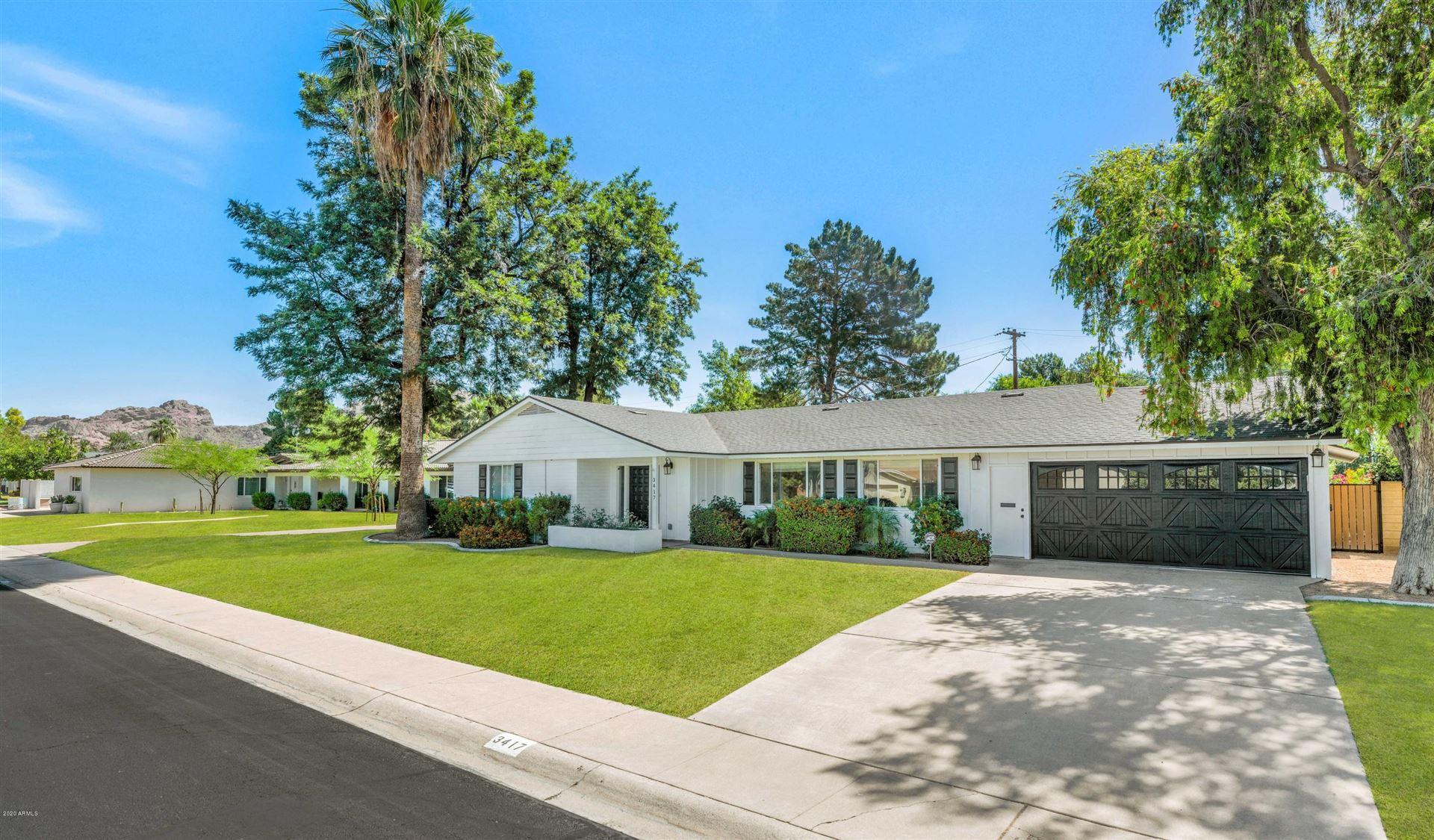 Property Image Of 3417 N 47Th Street In Phoenix, Az