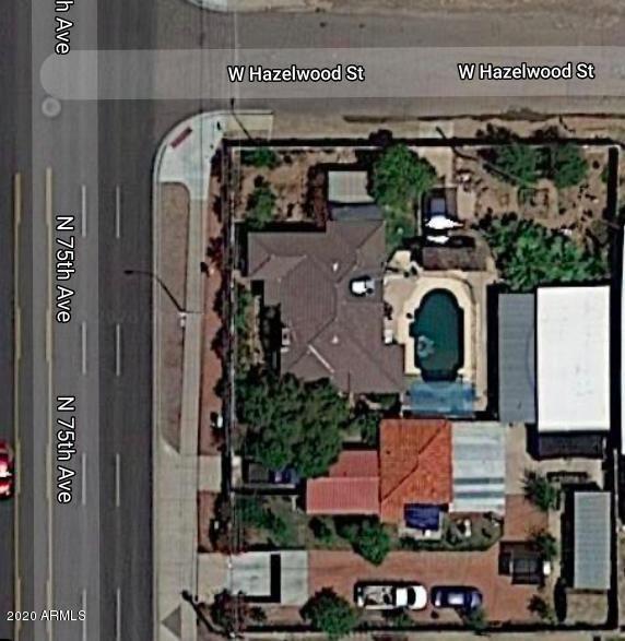 Property Image Of 4607 N 75Th Avenue In Phoenix, Az