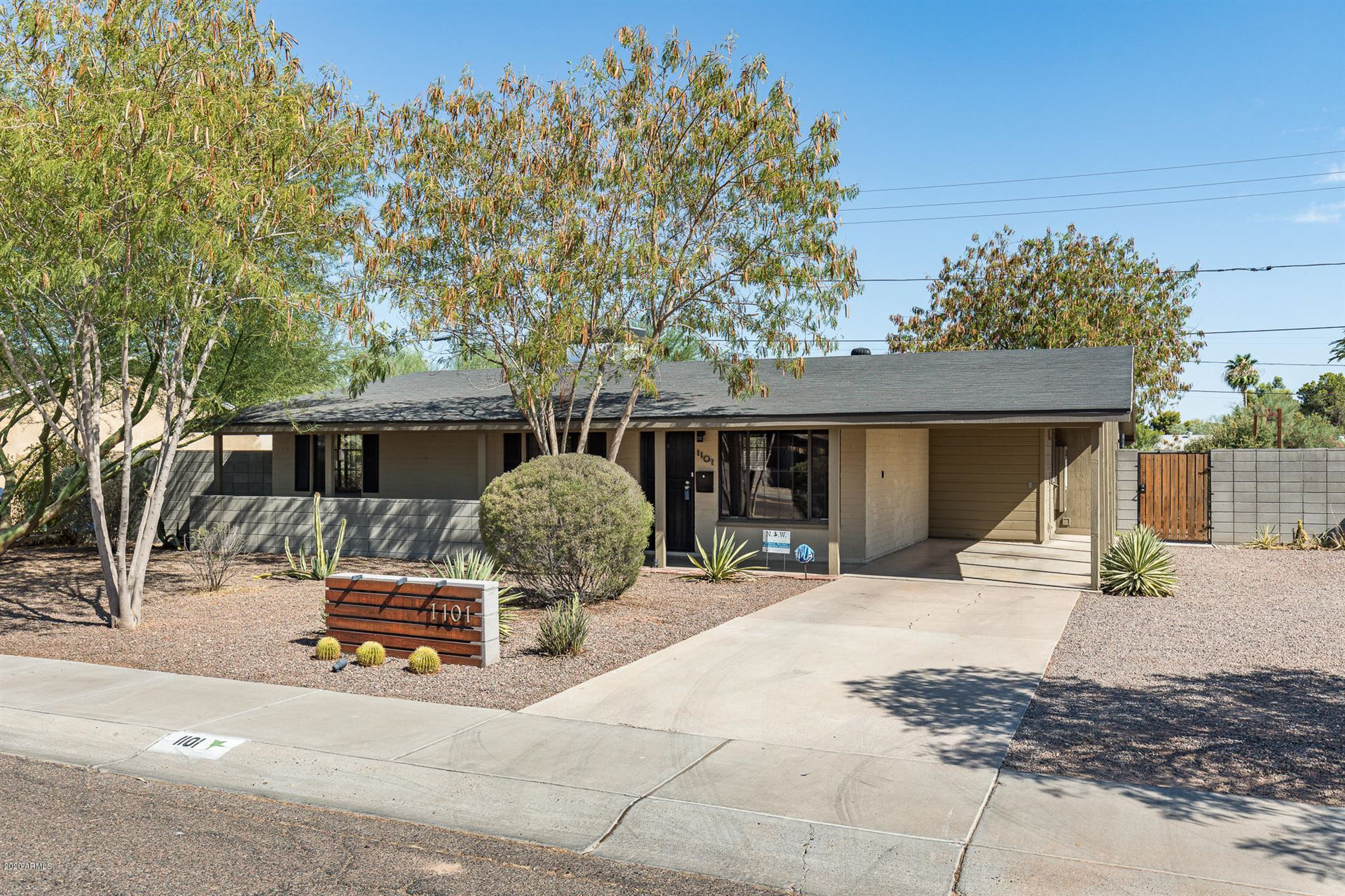 Property Image Of 1101 W Campbell Avenue In Phoenix, Az