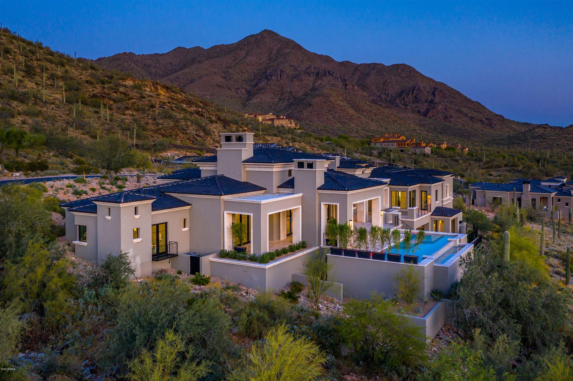 Scottsdale                                                                      , AZ - $6,475,000