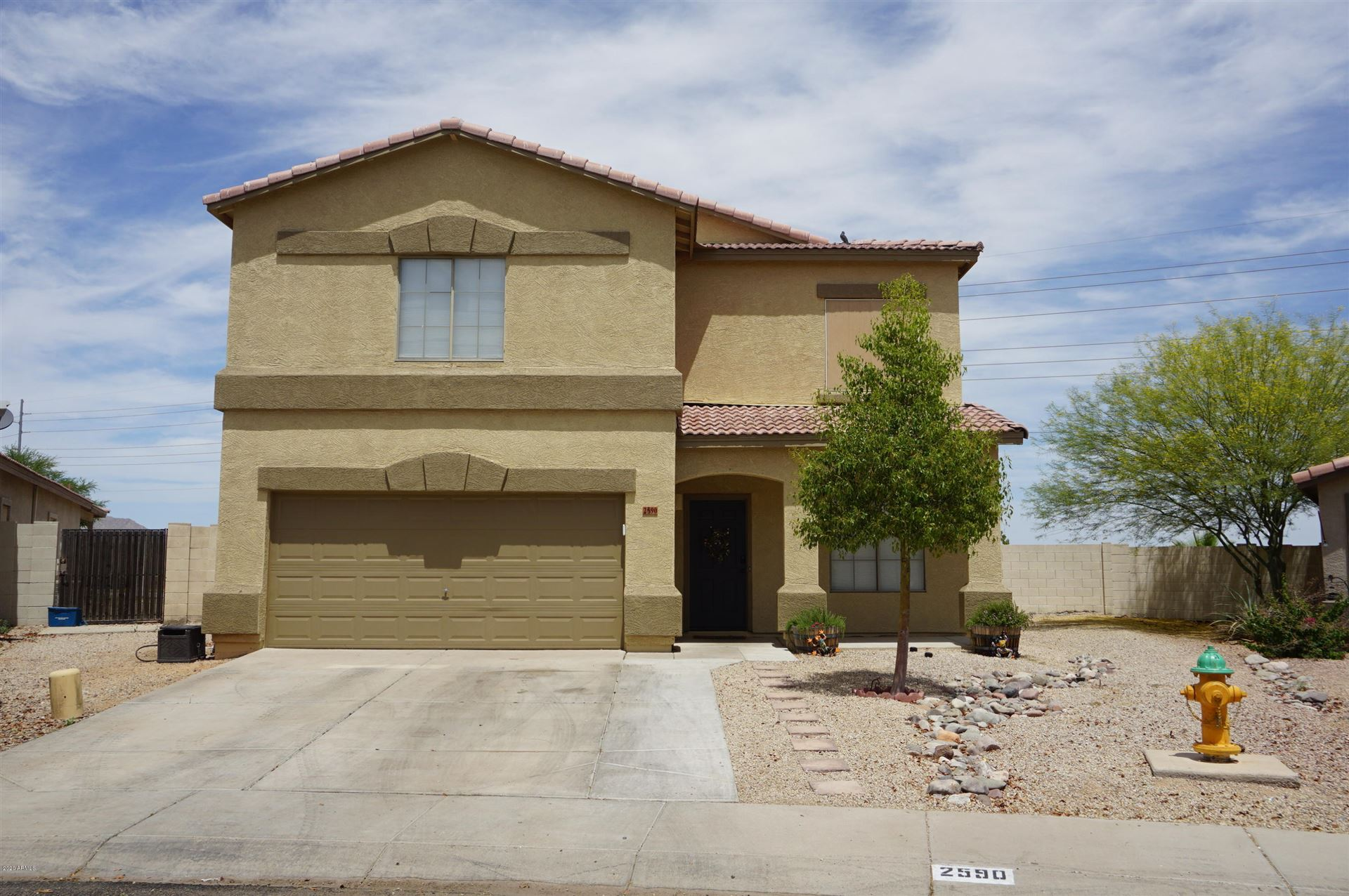 Property Image Of 2590 N Milly Place In Casa Grande, Az