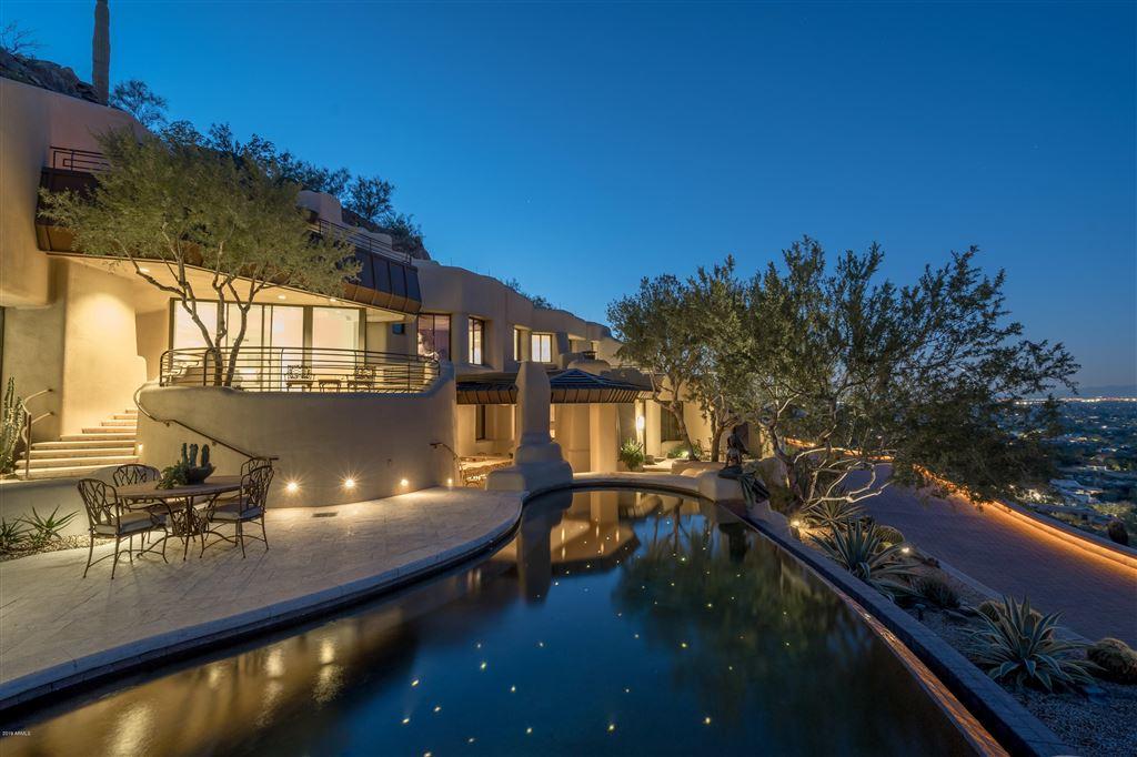 Paradise Valley                                                                      , AZ - $7,750,000