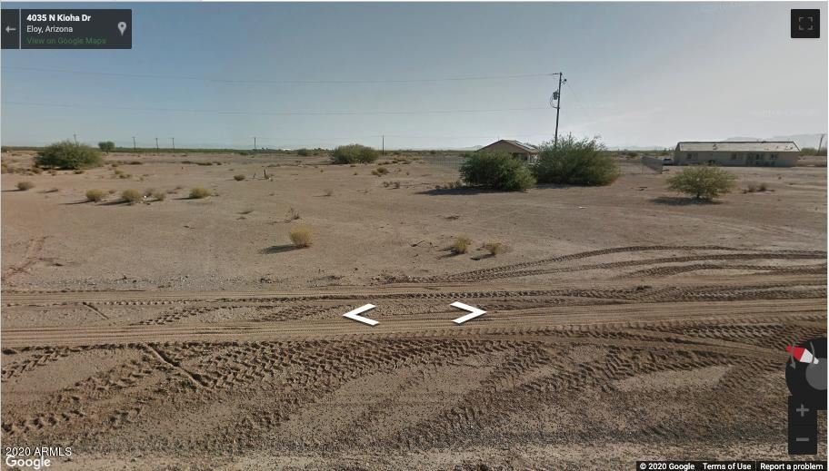 Property Image Of 4035 N Kioha Drive In Eloy, Az