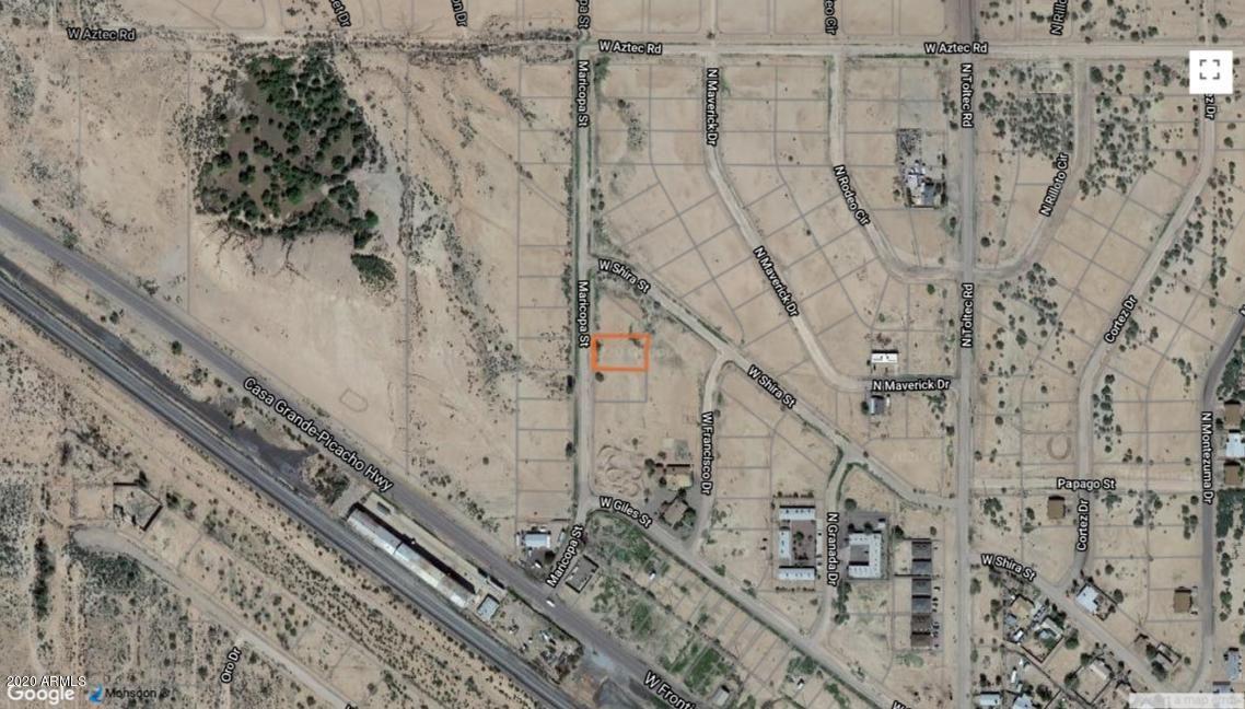 Property Image Of 0 Maricopa Street In Eloy, Az