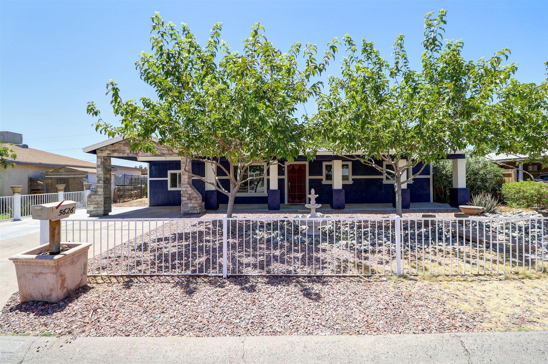 Property Image Of 5626 N 34Th Avenue In Phoenix, Az