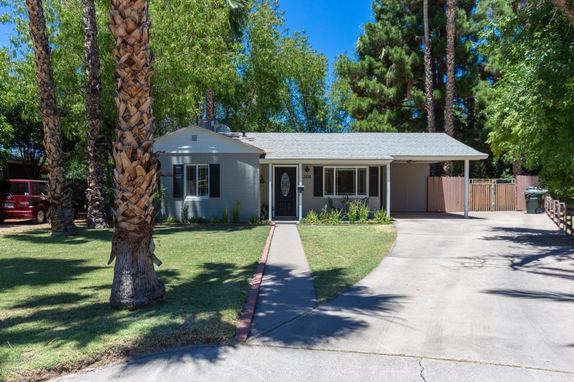 Property Image Of 1320 E Coolidge Street In Phoenix, Az