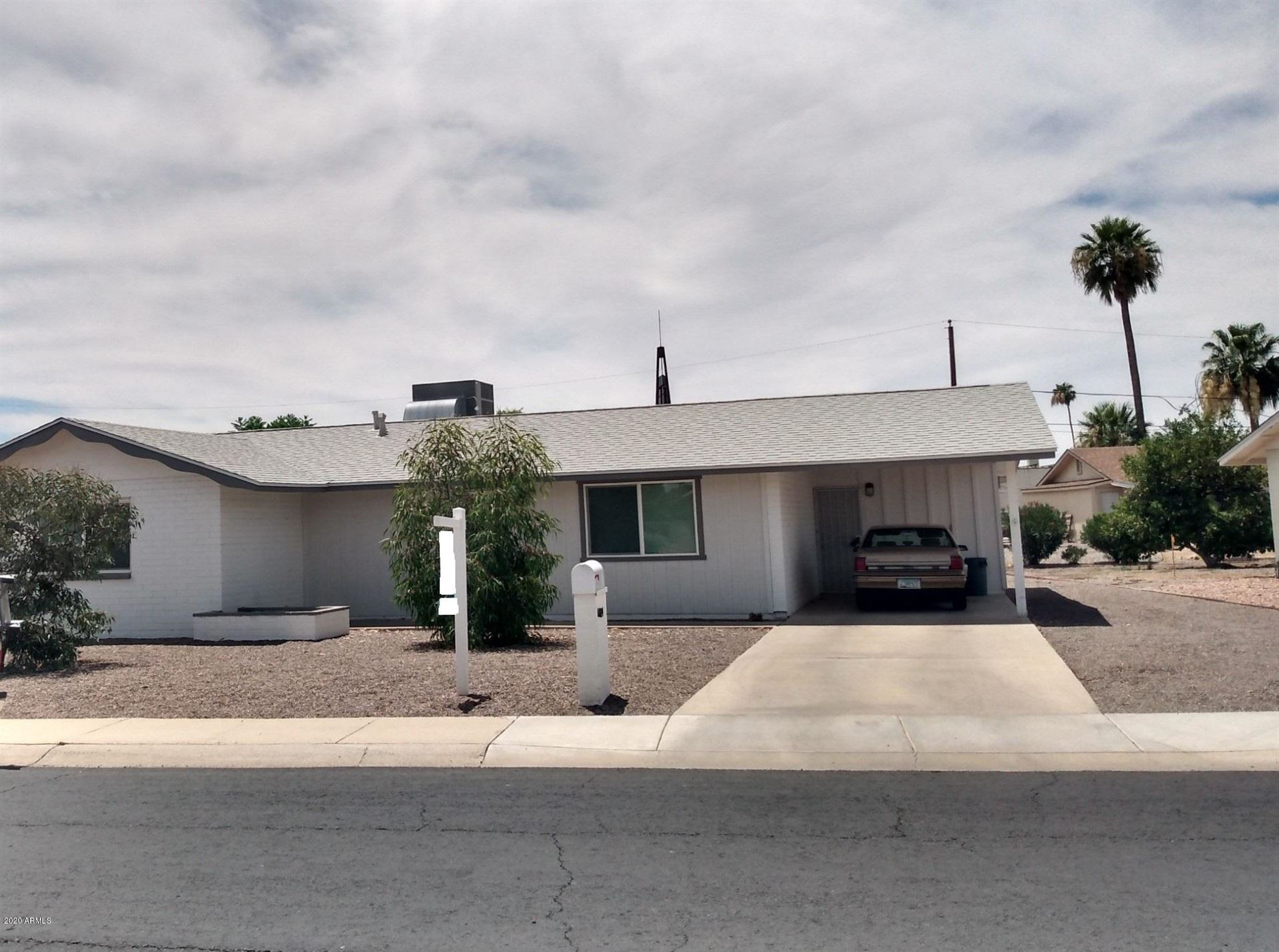 Property Image Of 11024 N Madison Drive In Sun City, Az