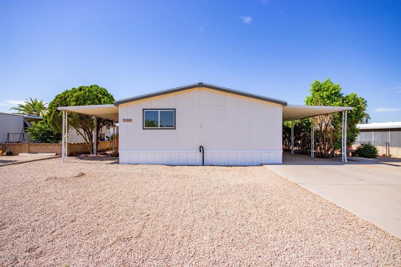 Property Image Of 1531 E Helena Drive In Phoenix, Az