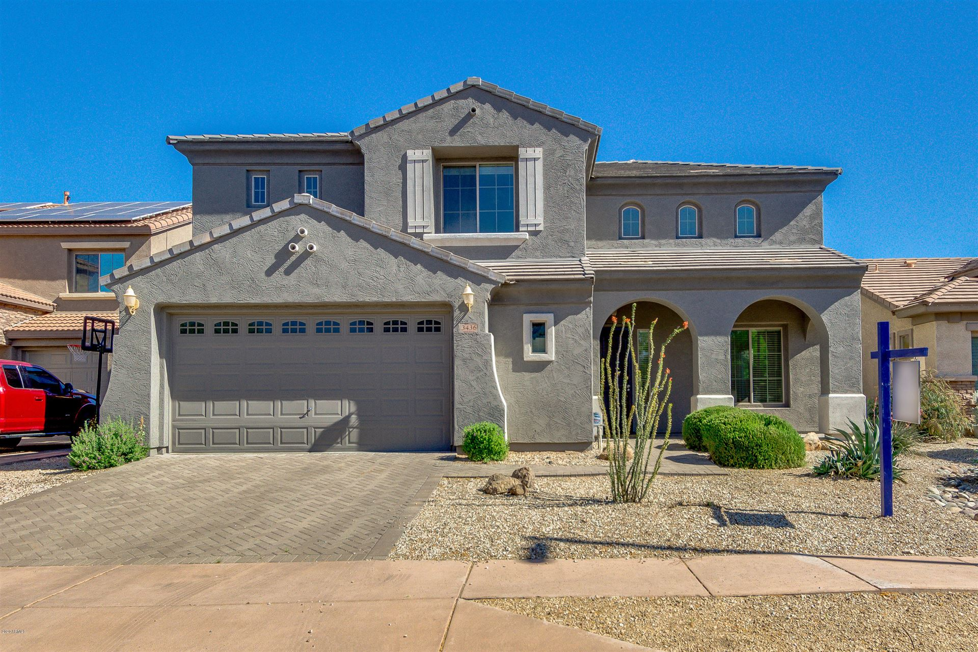 Property Image Of 3436 W Via Del Deserto -- In Phoenix, Az