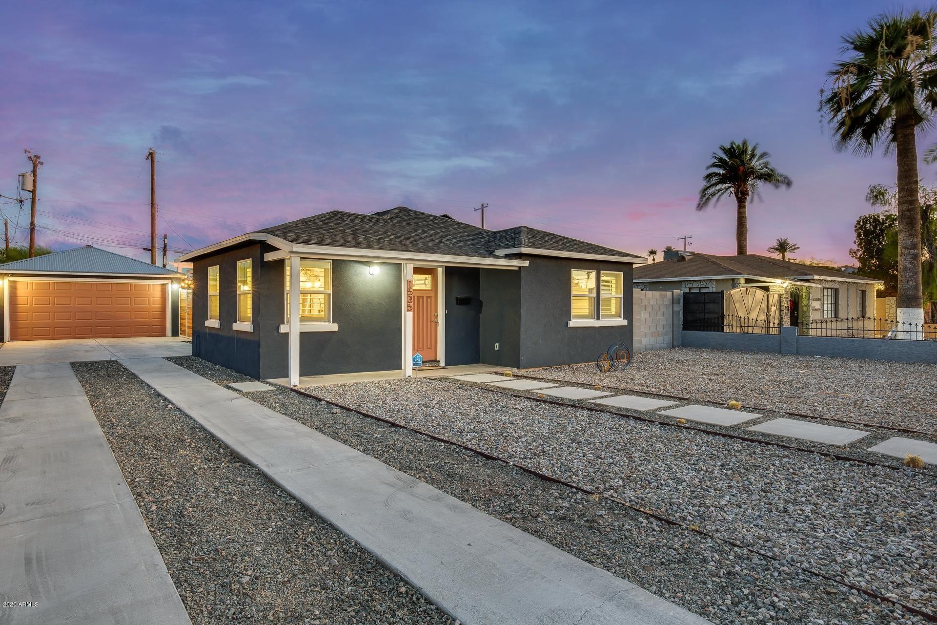 Property Image Of 1535 E Edgemont Avenue In Phoenix, Az