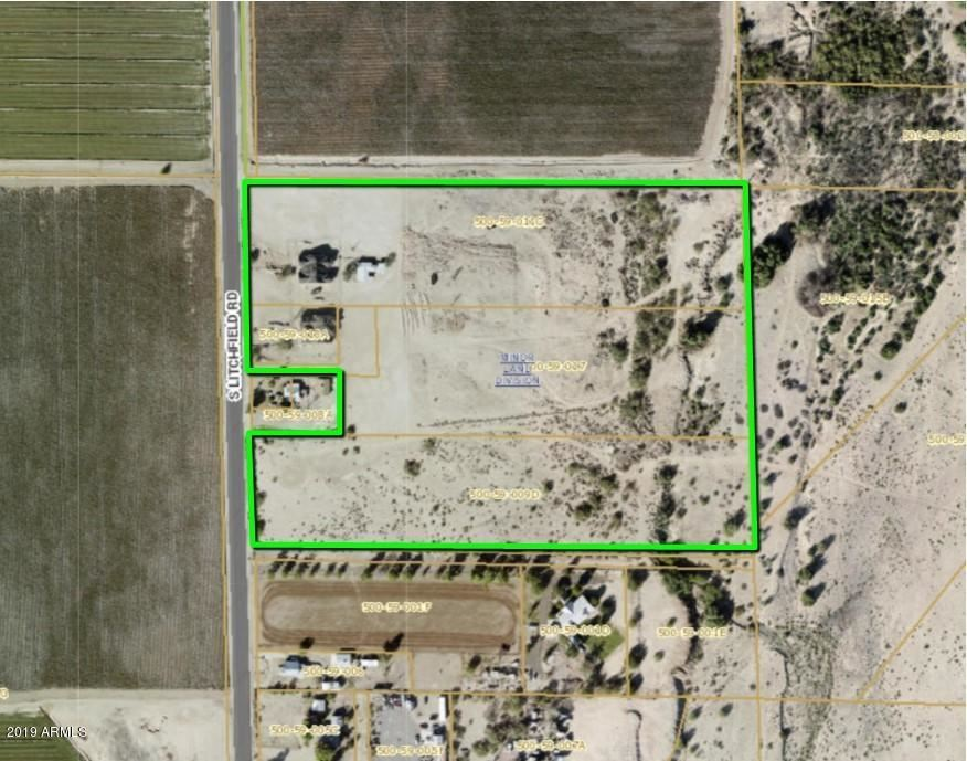 Property Image Of 3605 S Litchfield Road In Avondale, Az