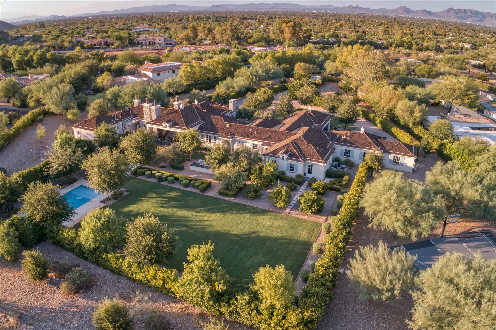 Paradise Valley                                                                      , AZ - $8,250,000