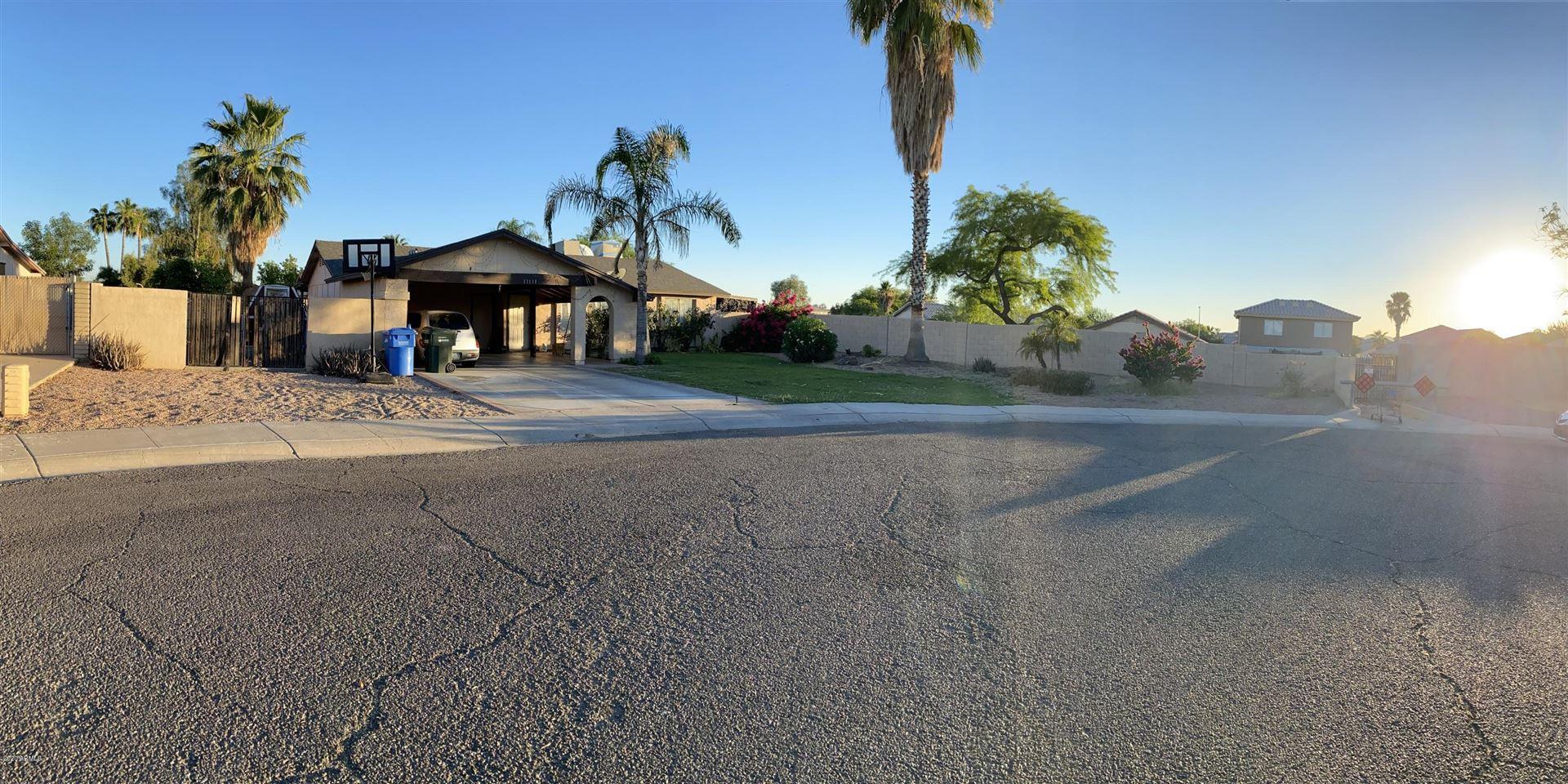 Property Image Of 11111 W Calle Del Sol Street In Phoenix, Az