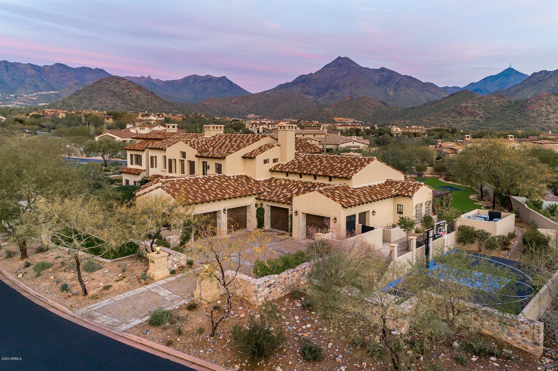 Scottsdale                                                                      , AZ - $6,750,000