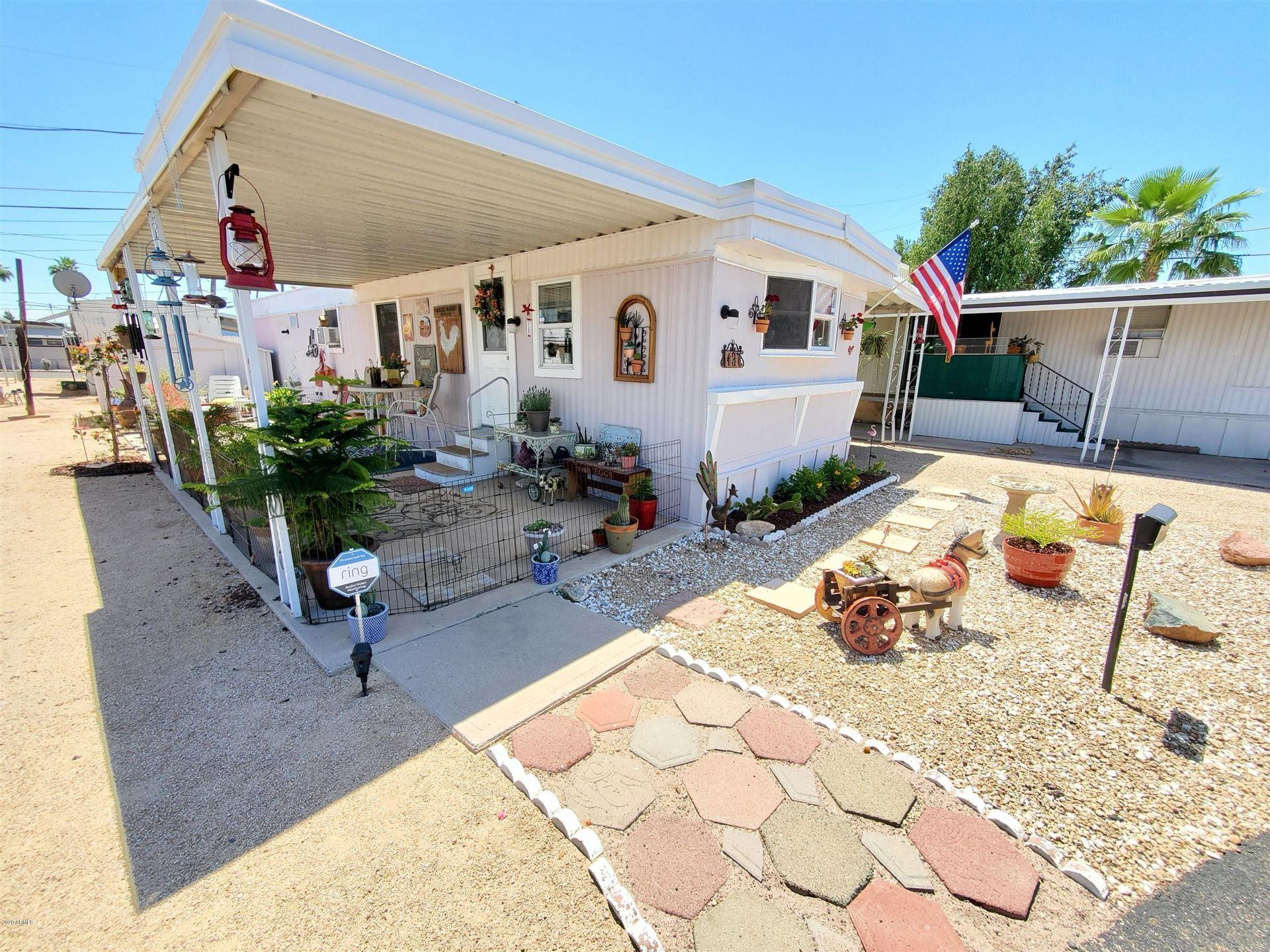 Property Image Of 16005 N 32Nd Street #137 In Phoenix, Az