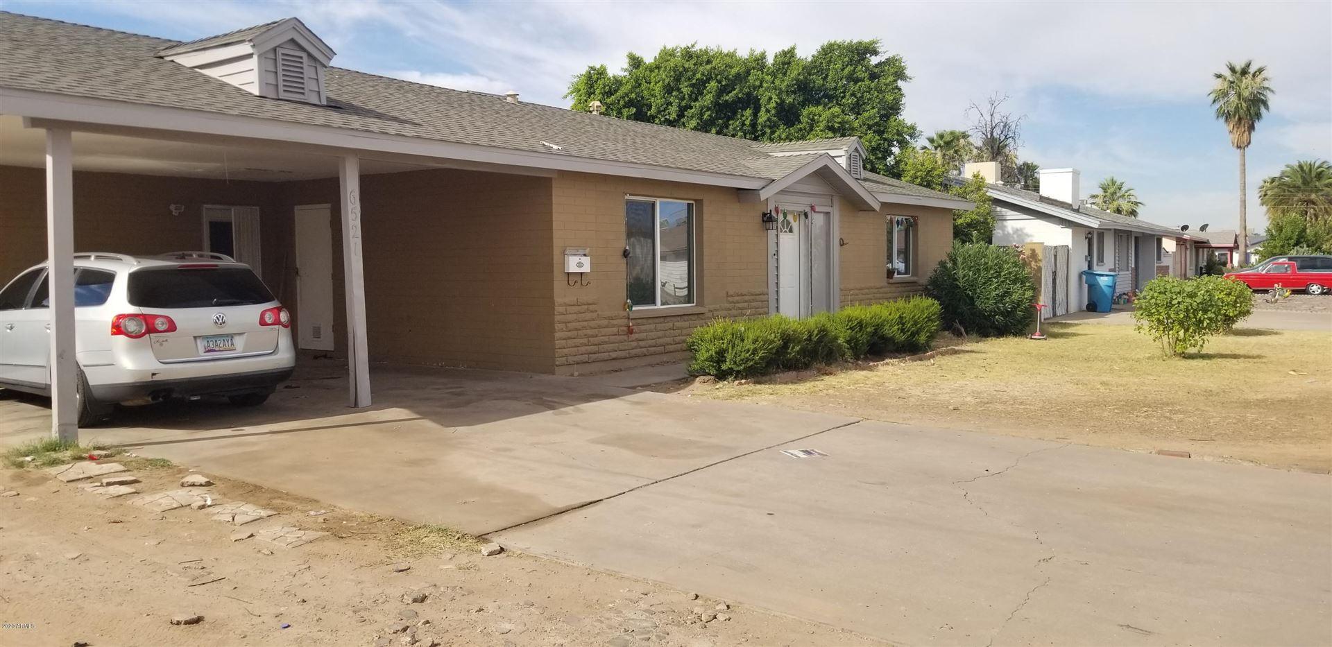 Property Image Of 6521 W Turney Avenue In Phoenix, Az