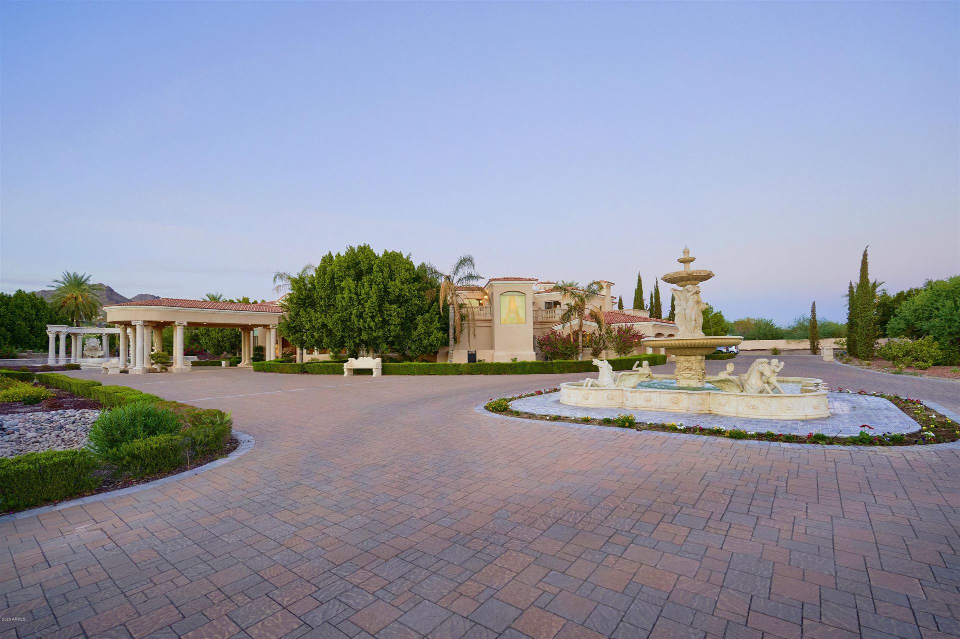 Paradise Valley                                                                      , AZ - $10,650,000
