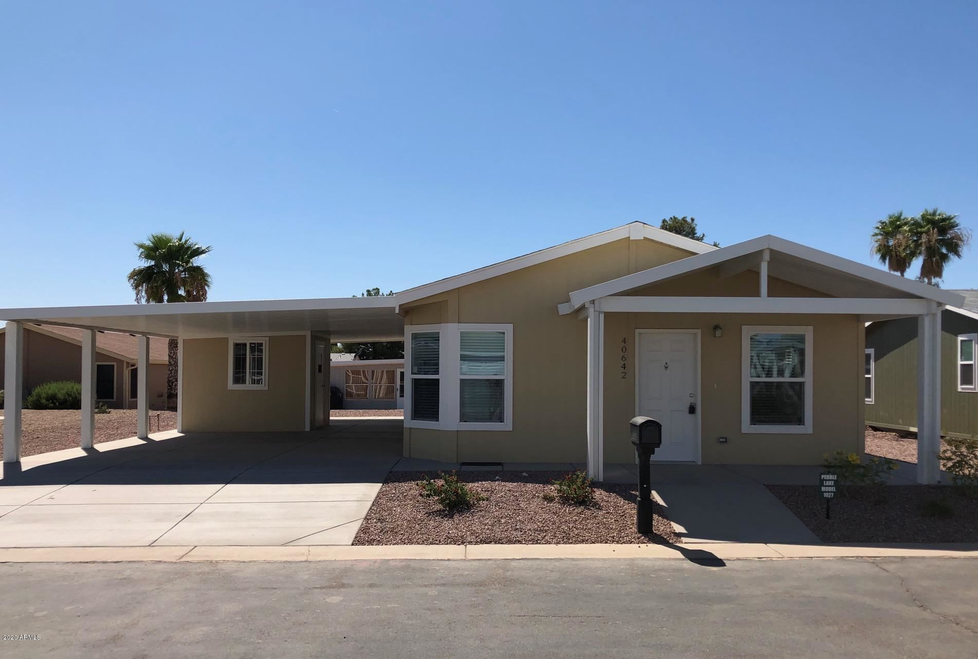 Property Image Of 971 E Tee Street In San Tan Valley, Az