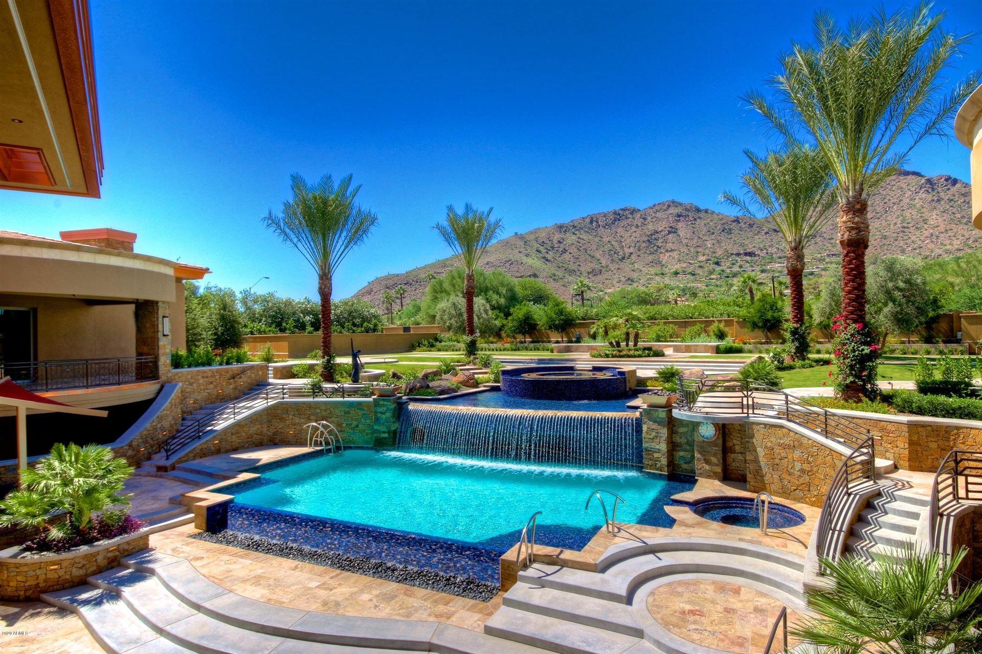 Paradise Valley                                                                      , AZ - $14,990,000