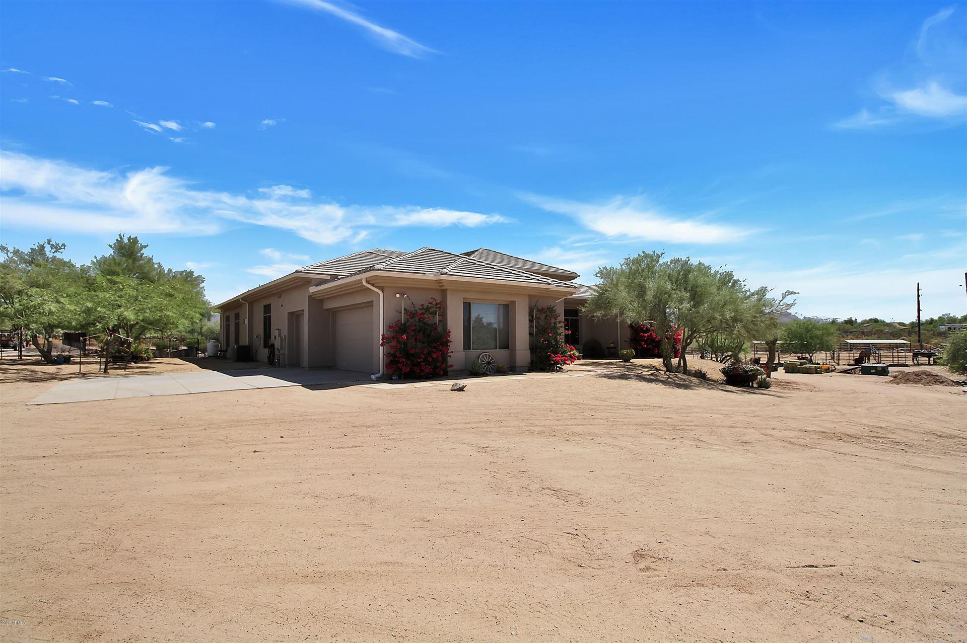 Property Image Of 1724 E Maddock Road In Phoenix, Az