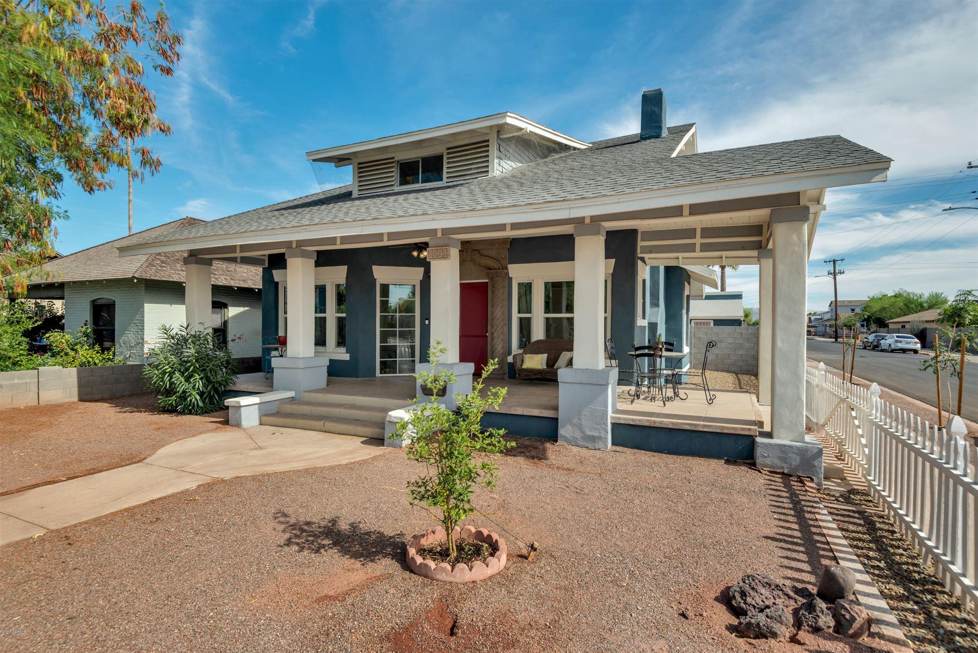 Property Image Of 1201 E Pierce Street In Phoenix, Az