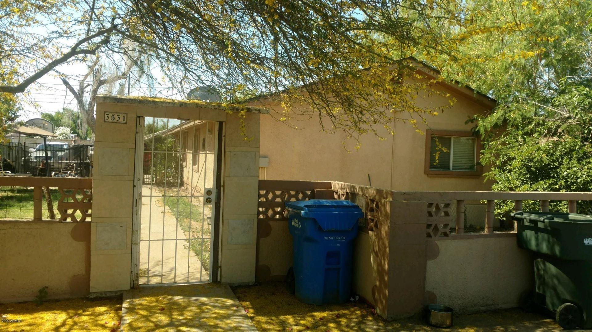 Property Image Of 3531 W Tonto Street In Phoenix, Az