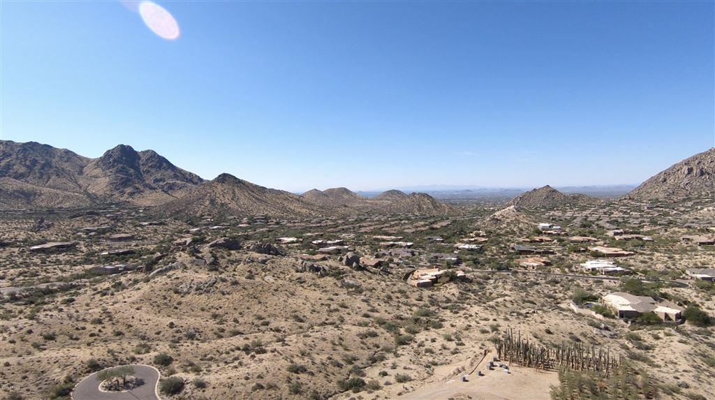 Property Image Of 12219 E Desert Vista Drive In Scottsdale, Az