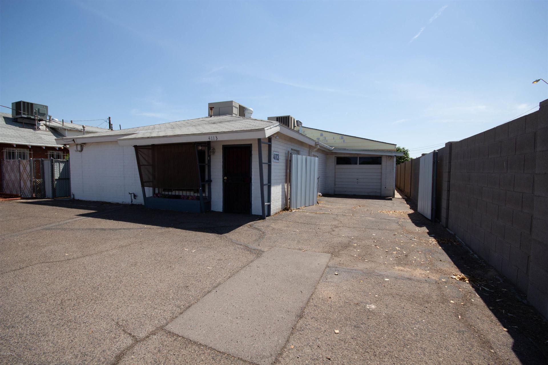 Property Image Of 4113 N Longview Avenue In Phoenix, Az