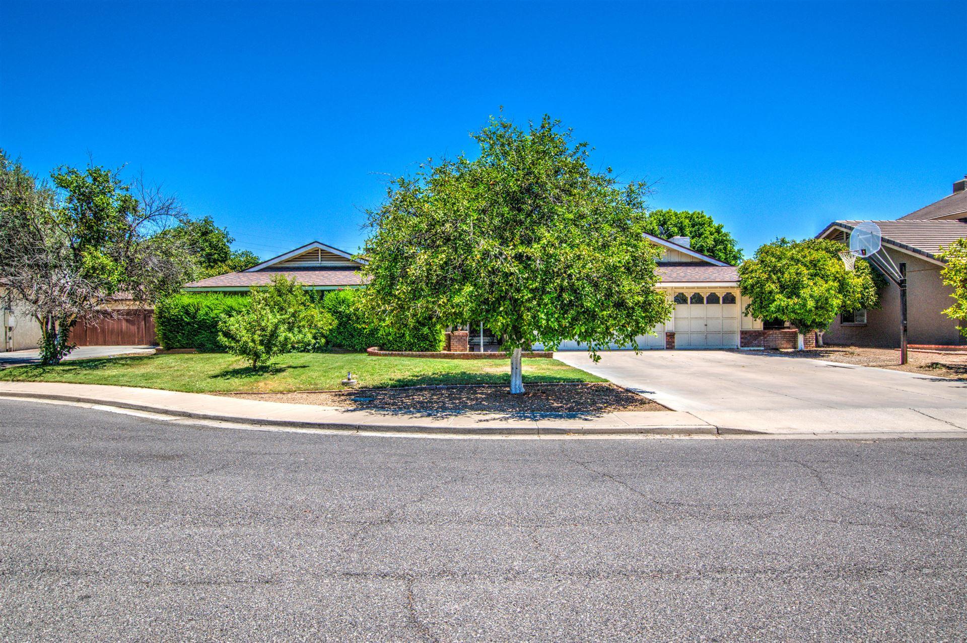 Property Image Of 1139 N York Circle In Mesa, Az