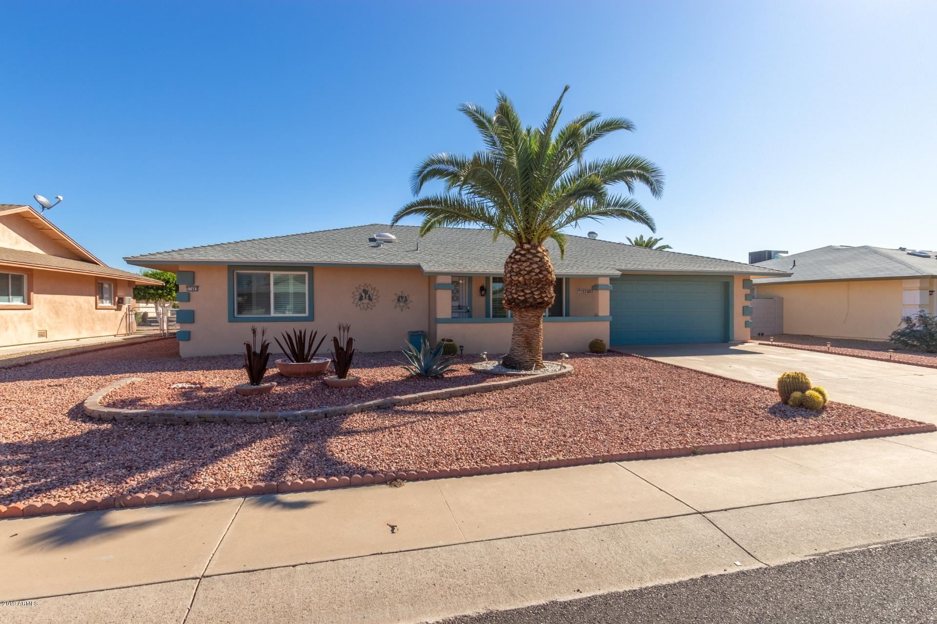 Property Image Of 17403 N Palo Verde Drive In Sun City, Az
