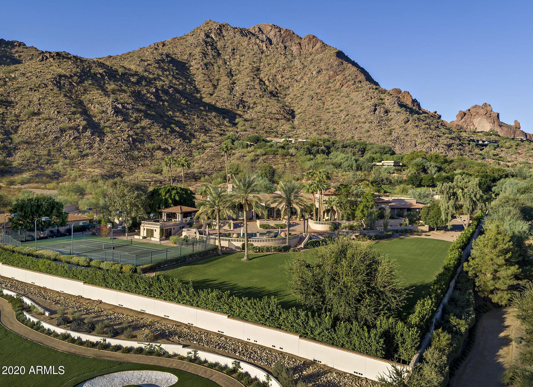 Paradise Valley                                                                      , AZ - $12,500,000